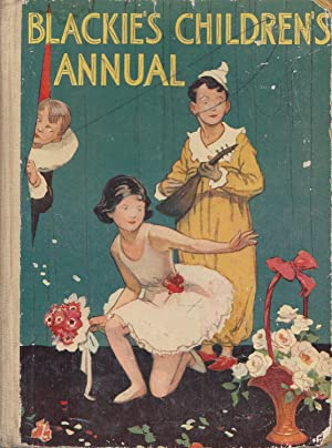 Blackie's Children's Annual 36th Year [1940]