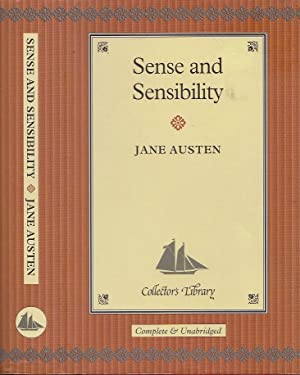 Sense and Sensibility (Macmillan's Collector's Library Series): Austen, Jane; Henry