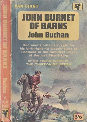 John Burnet Of Barns PAN GIANT SERIES X116
