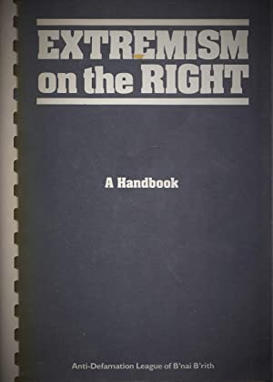 Extremism on The Right: A Handbook
