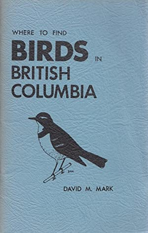 Where To Find Birds In British Columbia