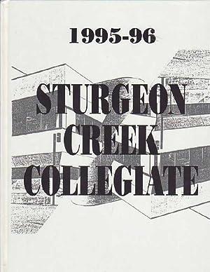 1995-96 Sturgeon Creek Collegiate: Sturgeon Creek Collegiate Yearbook Committee]