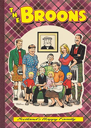 The Broons 1996 Scotland's Happy Family