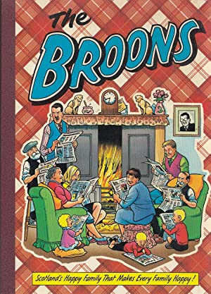 The Broons 1994 Scotland's Happy Family