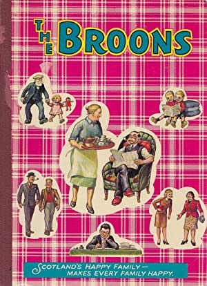 The Broons 1974 Scotland's Happy Family