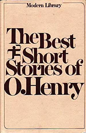 The Best Short Stories of O. Henry MODERN LIBRARY # 26