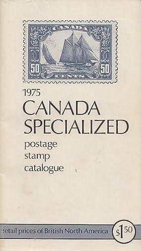 1975 Canada Specialized Postage Stamp Catalogue: Maresch, William H.