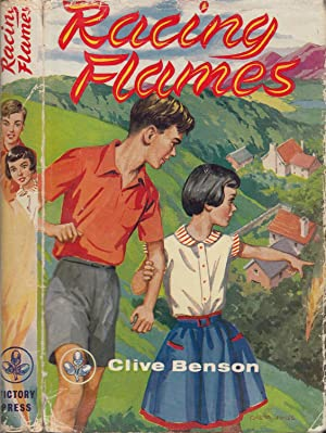Racing Flames ACORN BOOKS NO. 3