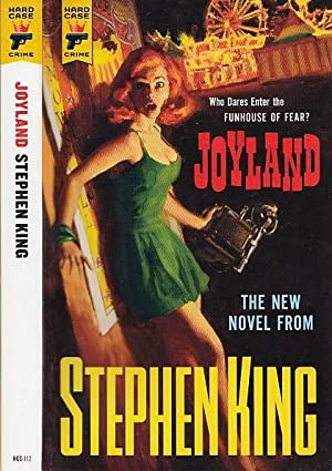 Joyland (Hard Case Crime # HCC-112): King, Stephen