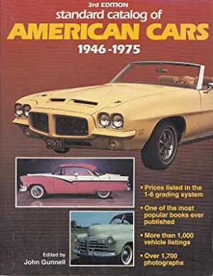 Standard Catalog of American Cars, 1946-1975 : 3rd Edition