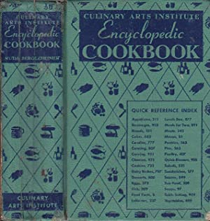 Culinary Arts Institute Encyclopedia Cookbook