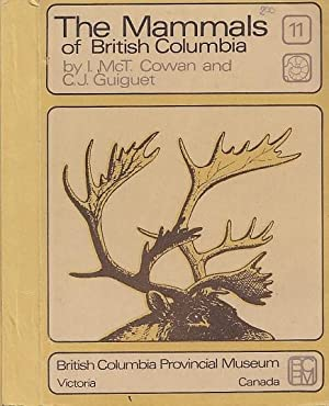 The Mammals of British Columbia