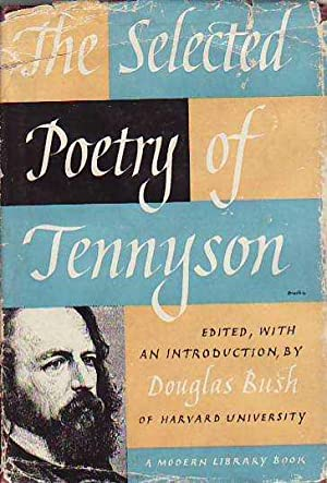Selected Poetry of Tennyson MODERN LIBRARY # 230