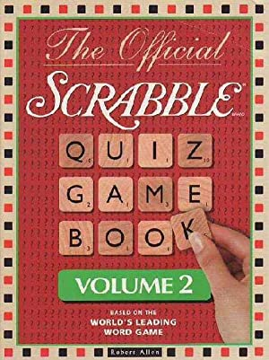 The Official Scrabble Quiz Game Book: Based on the World's Leading Word Game
