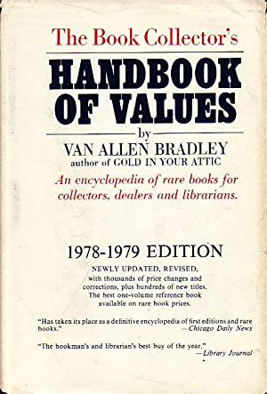 The Book Collector's Handbook of Values, 1978-1979