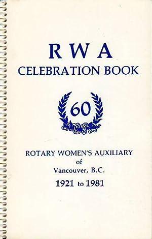 RWA Celebration Book 1921-1981: Kenward, Mary Grace