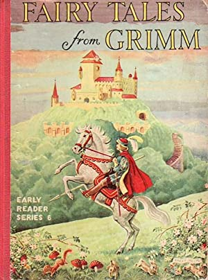 Fairy Tales from Grimm Early Reader Series: Grimm Brothers