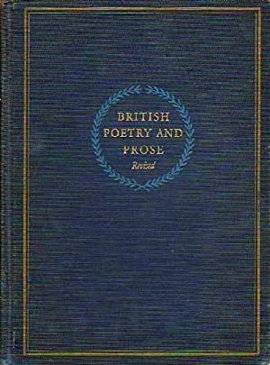 British Poetry and Prose: Lieder, Paul Robert;