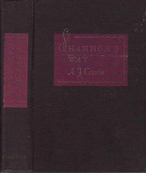 Shannon's Way: Cronin, A[rchibald] J[oseph]