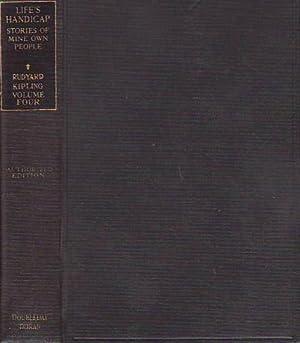 Life's Handicap Being Stories of Mine Own: Kipling, Rudyard [Joseph]