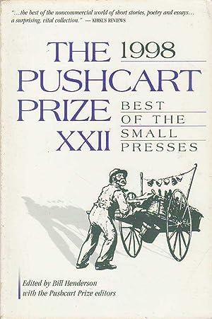 The 1998 Pushcart Prize XXII: Best of: Henderson, Bill