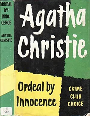 Ordeal By Innocence CRIME CLUB SERIES
