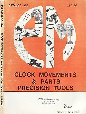 Clock Movements & Parts Precision Tools: Meriminsky, P.