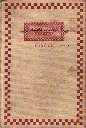 Short Stories Classics (Foreign) Vol. I Russian: Patten, William (ed.)