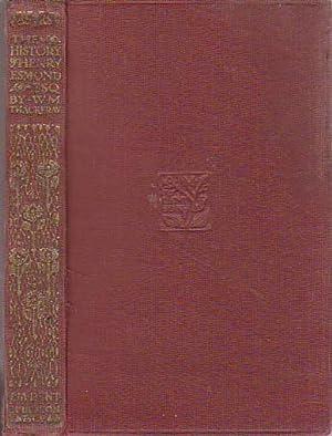 The History of Henry Esmond EVERYMAN'S LIBRARY: Thackeray, William Makepeace