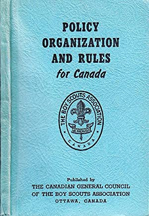 Policy Organization and Rules for Canada