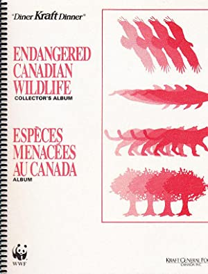 Endangered Canadian Wildlife Collector's Album