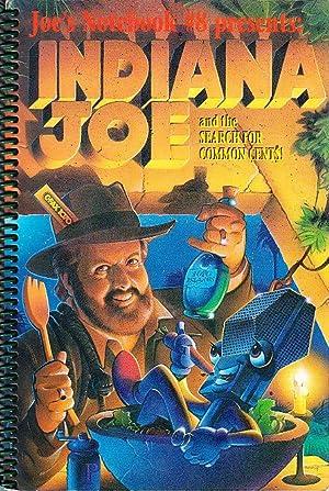Joe's Notebook # 8 Presents: Indiana Joe: Easingwood, Joe