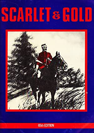 Scarlet & Gold 65th [Sixty-Fifth] Edition 1984: RCMP Veterans' Association