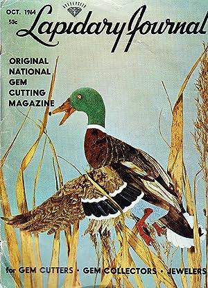 Lapidary Journal Original National Gem Cutting Magazine: Leiper, Hugh; Kraus,