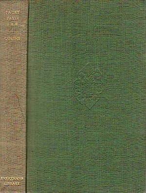Faust Parts I & II EVERYMAN'S LIBRARY # 335: Goethe, Johann Wolfgang Von