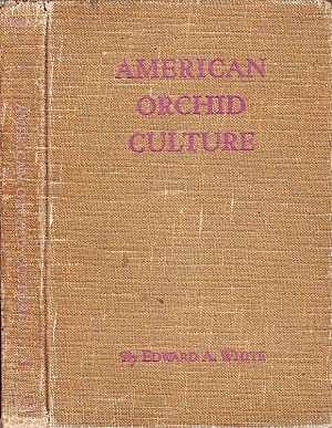 American Orchid Culture