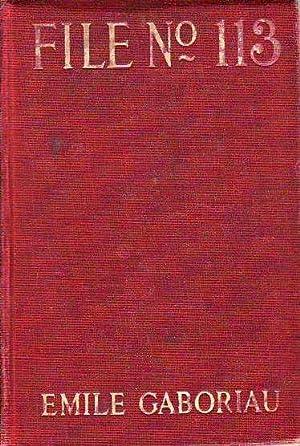 File No. 113: Gaboriau, Emile