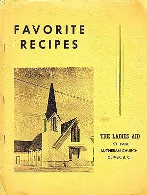 Favorite Recipes The Ladies Aid St. Paul: The Ladies Aid