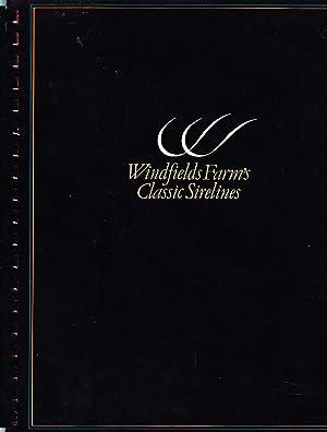 Winfields Farm's Classic Sirelines: Burns, Michael; The