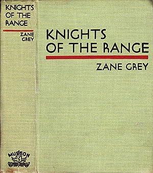 Knights of the Range: Grey, Zane [Pearl