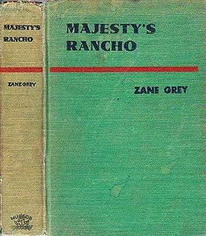 Majesty's Rancho: Grey, Zane [Pearl