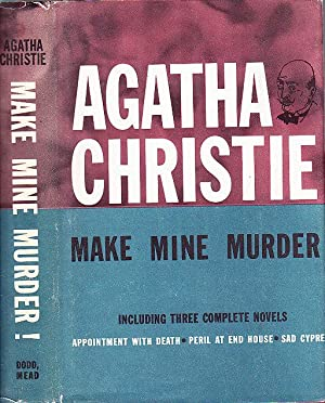 Make Mine Murder Including: Appointment with Death; Peril at End House; Sad Cypress