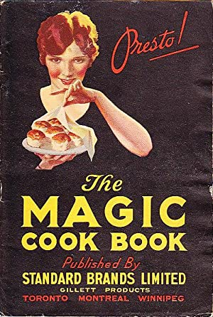 Presto! The Magic Cook Book