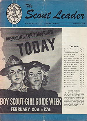 The Scout Leader Vol. 26 No. 5 February 1949