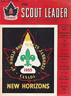 The Scout Leader Vol. 31 No. 6 March 1954
