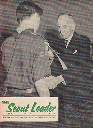 The Scout Leader Vol. 32 No. 8 May 1955