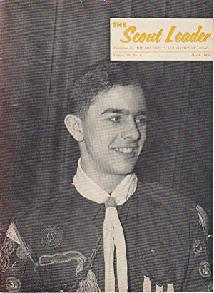The Scout Leader Vol. 33 No. 6 March 1956