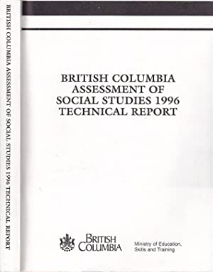 Social Studies in British Columbia : Results of the 1998 Provincial Learning Assessment