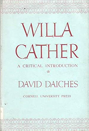 critical essays on willa cather Essays and criticism on willa cather - critical essays.