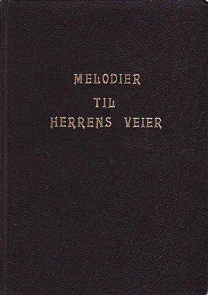 Melodier Til Sangboken Herrens Veier [Songs For: Various
